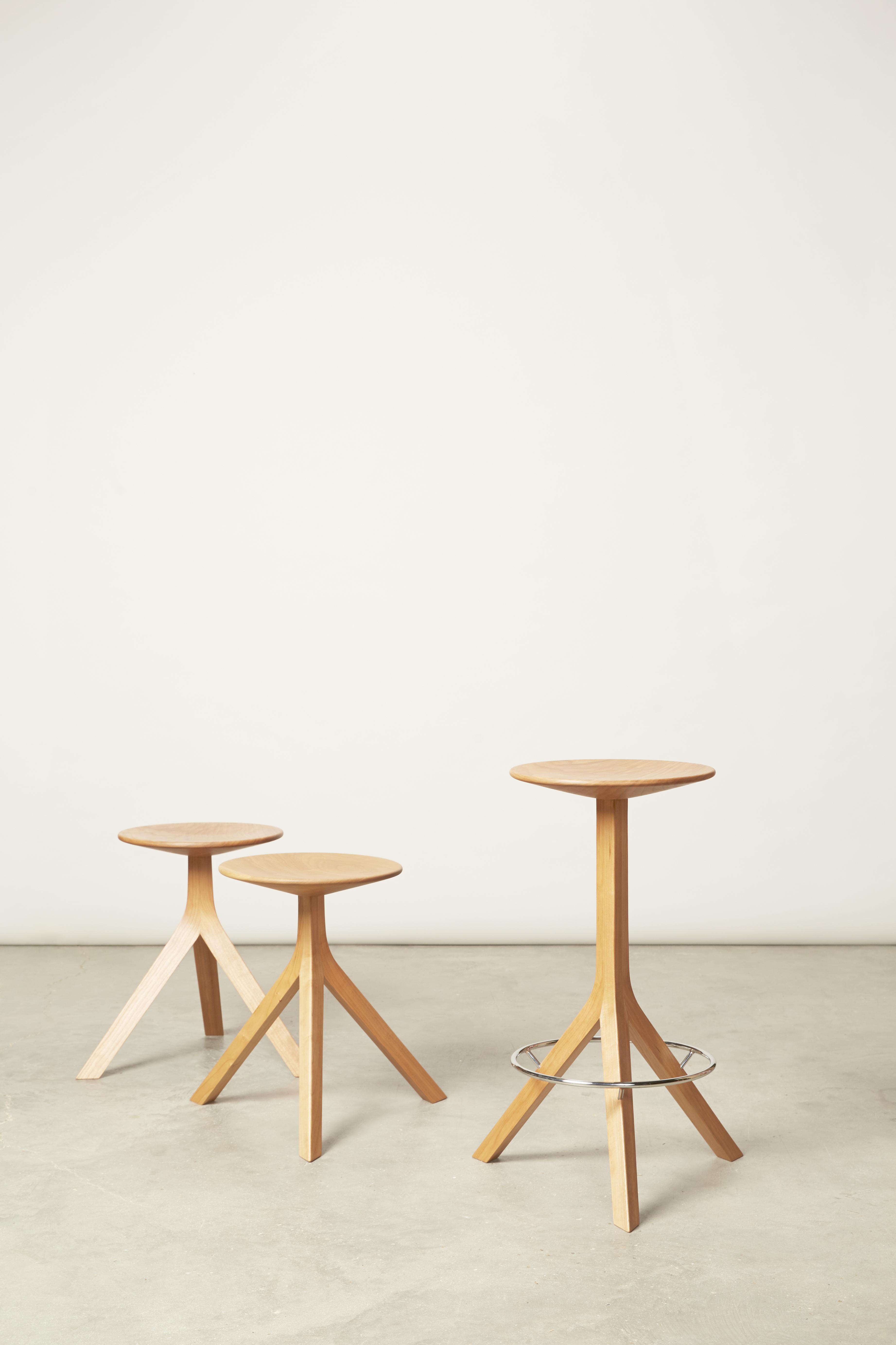 Houten 3 Poot Krukje.Design Van De Week Ultieme Kruk Door Alison Brooks En Felix