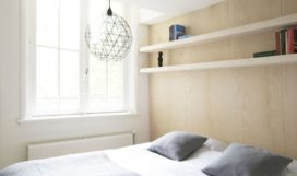 Renovatie appartement historisch pand Amsterdam