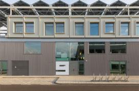 ARC16: Energieleverende gemeentewerf stadsdeel zuid – BDG Architecten