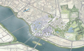 Delftse studententeams winnen Vertical Cities Asia