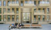 LEVS architecten levert appartementengebouw Square op
