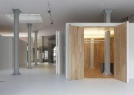 Kunstcentrum Looiersgracht Amsterdam door Moriko Kira