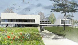 Bekkering Adams ontwerpt Scholencampus in Peer (België)