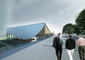 Powerhouse Company en De Zwarte Hond ontwerpen paviljoen Erasmus Universiteit