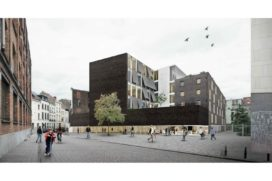 B-architecten- Bevk Perovic winnen Open Oproep Erasmushogeschool Brussel