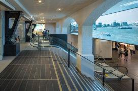 Poortloze passage op Amsterdam CS door Benthem Crouwel, Powerhouse Company en Merk X