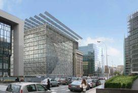 Nieuwe huisvesting Europese Raad