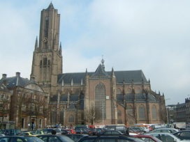 Toren Eusebiuskerk wordt museum Slag om Arnhem