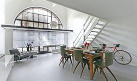 Renovatie woningen in Delftse School drukkerij – Versseput Architecten