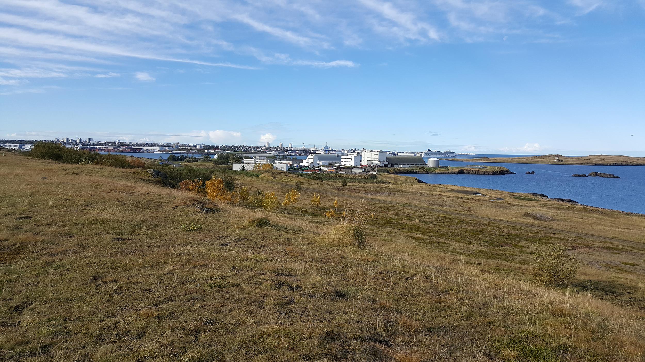 Tender vrijhaven Reykjavik naar team Felixx - jvantspijker