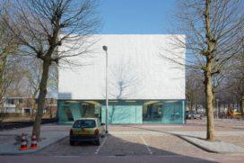 Jeugd- en buurtcentrum 'De Hood' in Amsterdam