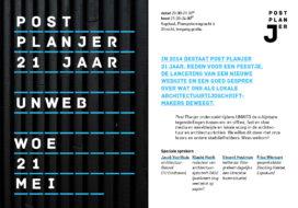 Agendatip: Architectuurkritiek in Utrecht