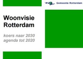 16,9 procent van Rotterdammers stemt over woonreferendum