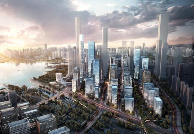 Blog Joost van den Hoek Megastad_Shenzhen