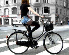 De fiets en de rem op de aandacht