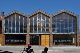 Fietsenpakhuis in Zaandam