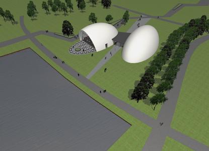 Floriade 2012 Wereldpaviljoen afgelast