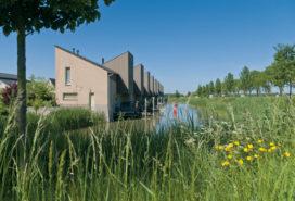 Ecoforte duurzame waterwoningen in Vuren