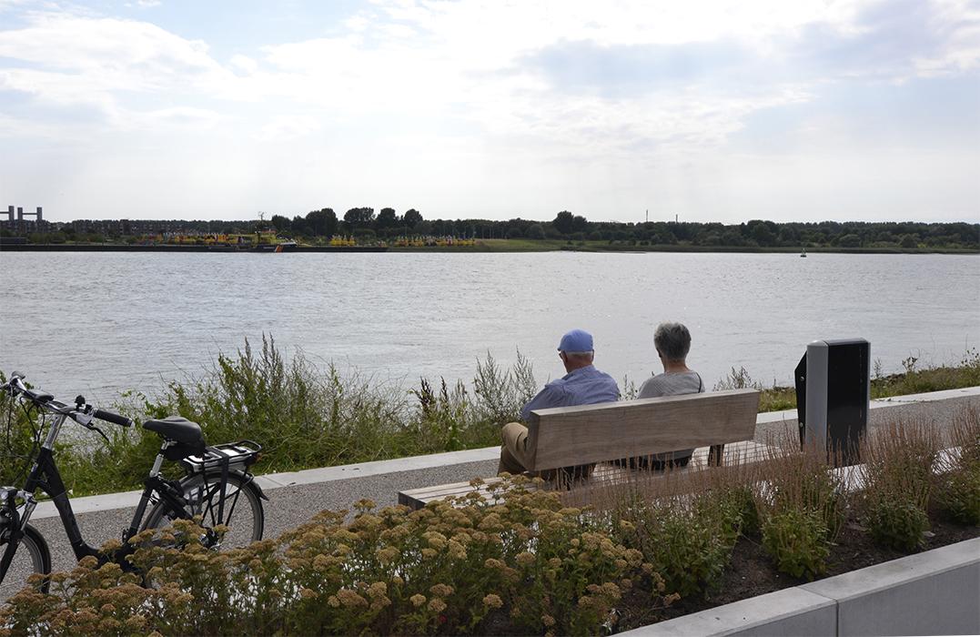 Waterwegboulevard Maassluis
