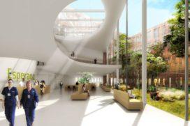 Mecanoo ontwerpt Zaans Medisch Centrum
