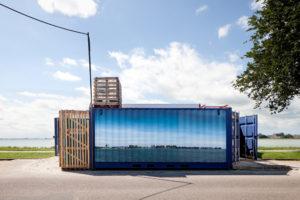 Opening Paviljoen De Zeespiegel in Hoorn