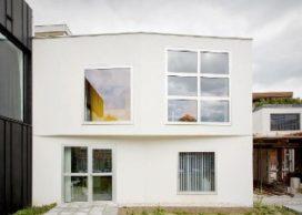GAAGA en M3H architecten ontvangen eervolle vermelding Häuser-Award