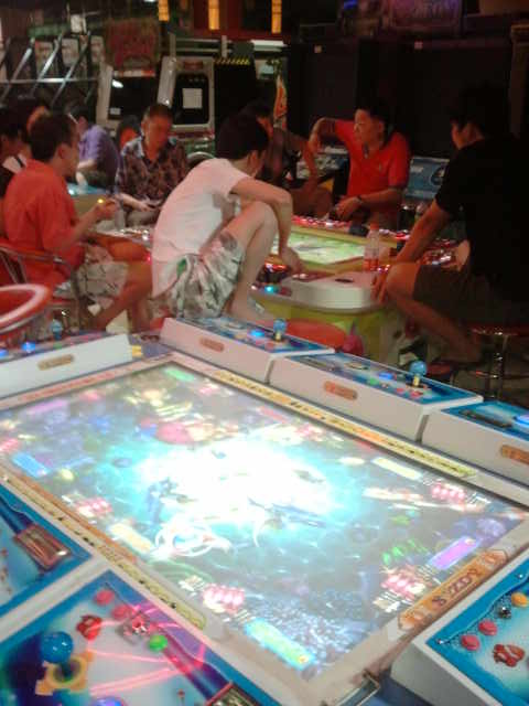 Gamen als ontspanning in China