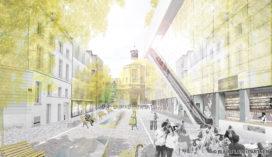 Team Buur/Latz+Partners winnen Brusselse stedebouwkundige wedstrijd