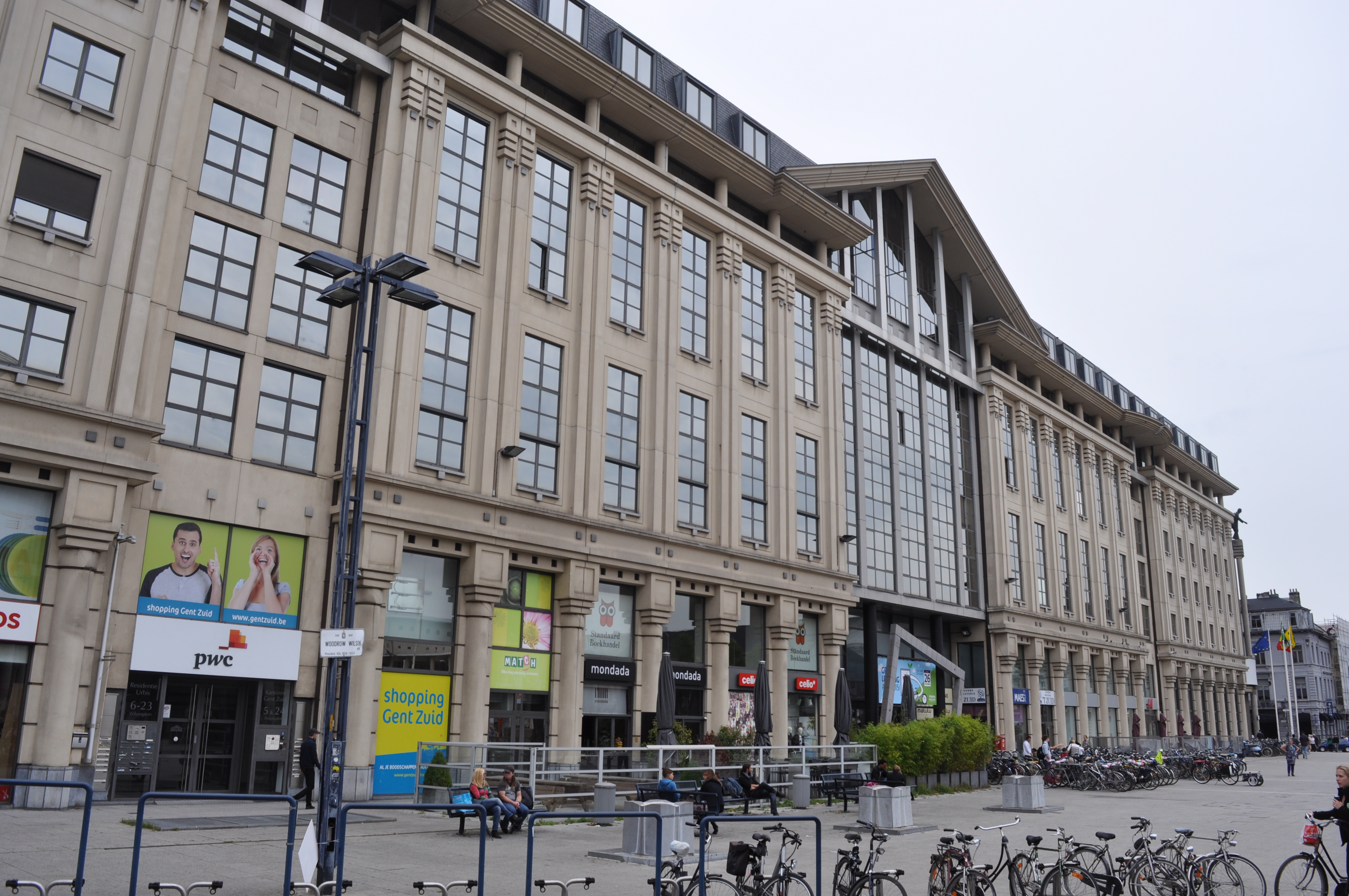 Megaproject Gent_Zuid_Belgie