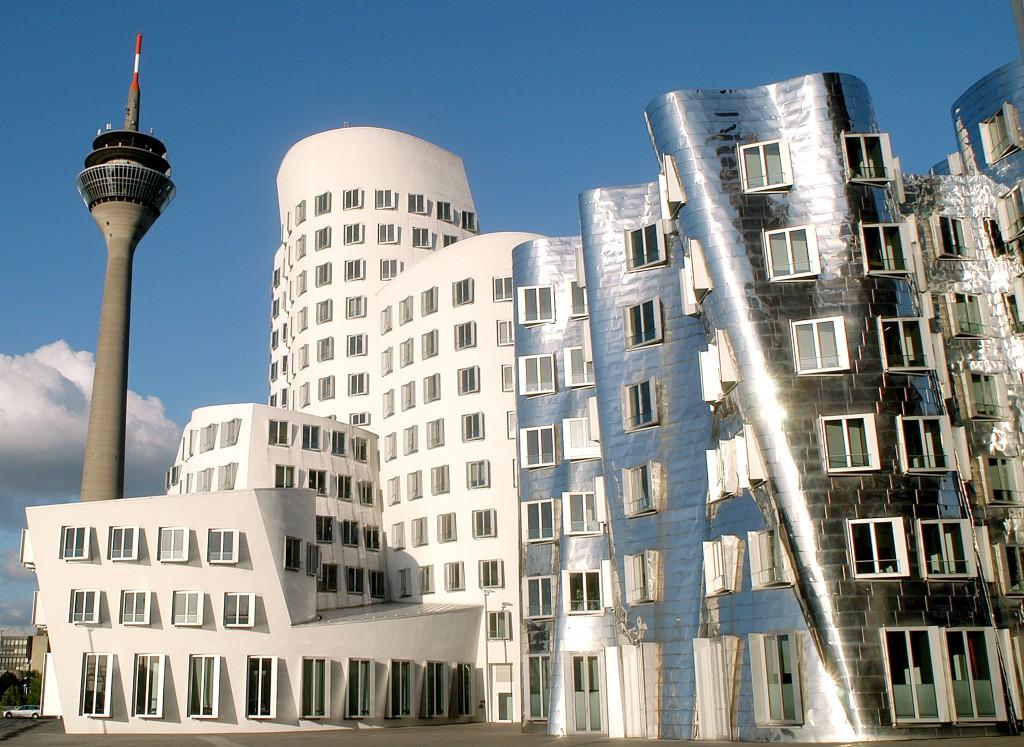 Gehry Medienhafen
