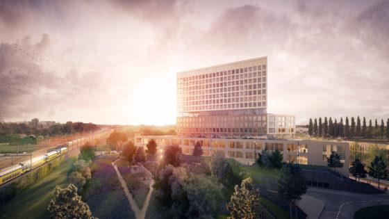 Nieuw Gerechtsgebouw Breda geopend