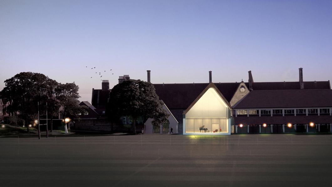 Brighton College - Music School_Eric Parry