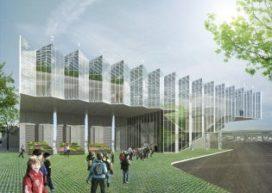 Van Bergen Kolpa ontwerpt grootste voedselonderzoek- en demonstratiecentrum van Europa