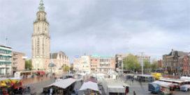 Architecten oostwand Grote Markt Groningen bekend