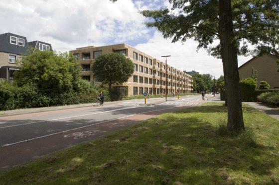 Richterslaan Nieuwegein door Geurst & Schulze Architecten