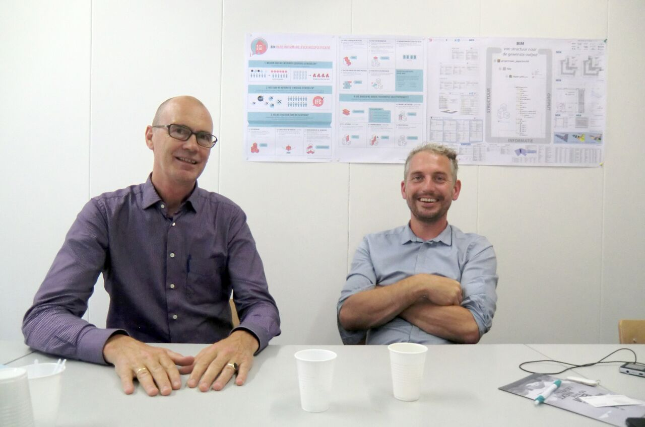 Gustaaf en Lex - Opinie Merel Pit de Architect Business editie 2