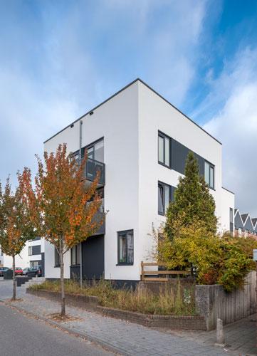 Revitalisering Klarendal door Hoogte Twee Architecten