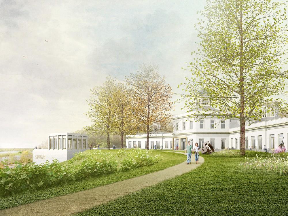 Happel Cornelisse Verhoeven - Ontwerpvisie museum Arnhem