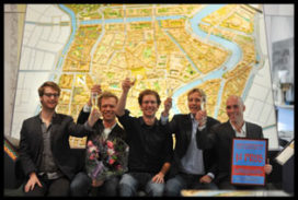 'Kettingreactie'  wint Ymere NAi Prijsvraag 2011