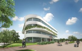 Het eerste 'Excellent' duurzame gebouw
