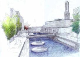 Nieuw plan herontwikkeling Havenkwartier Arnhem