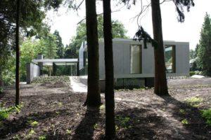 Huis aan de Vecht in Maarssen door Groos & Co