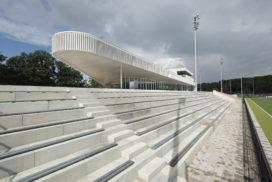 Oplevering: Clubhuis Hockeyclub Oranje-Rood