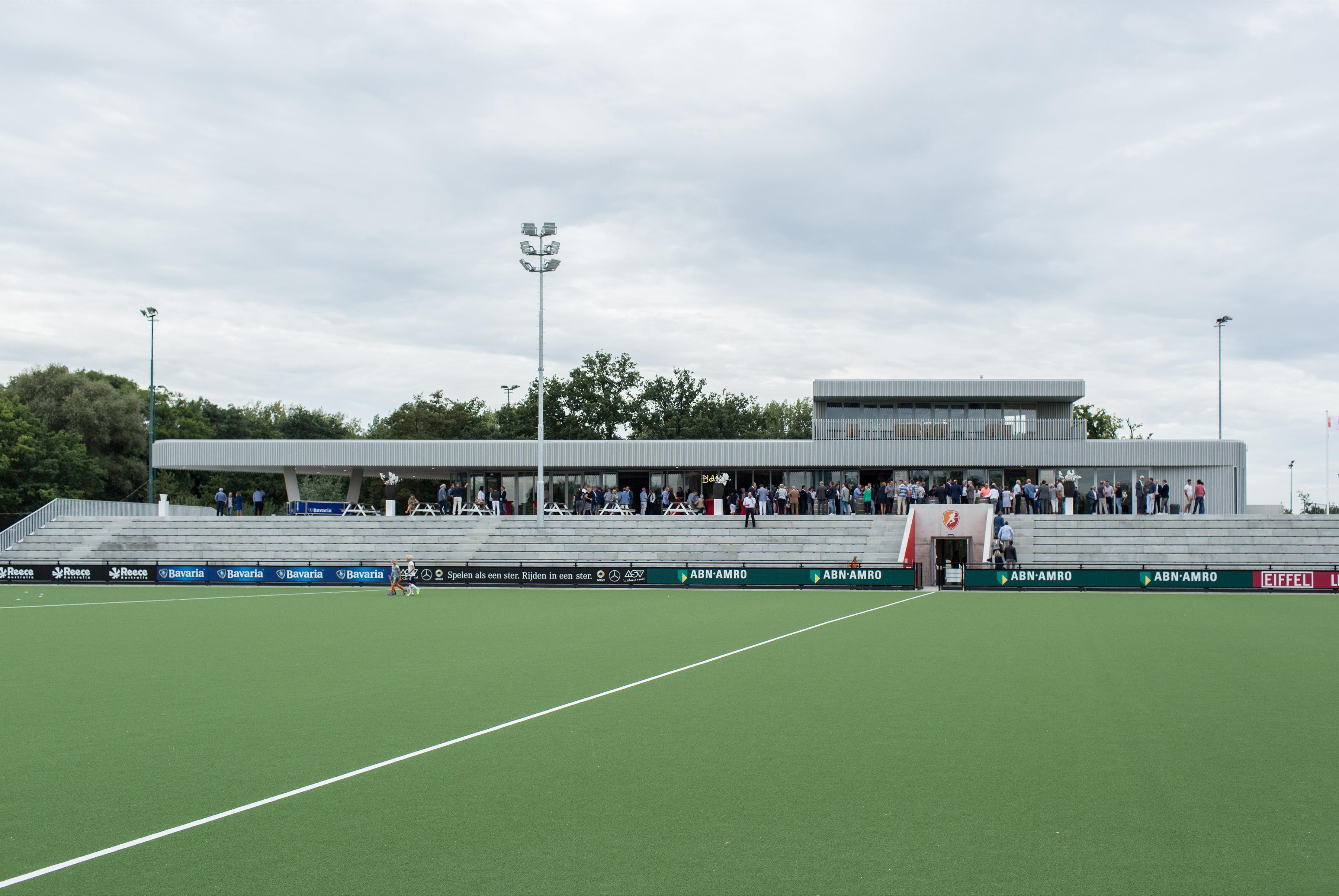 Hockeyclub Oranje Rood - Foto Pieter de Ruijter