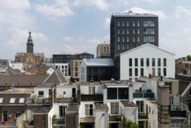 Geen Architectuurprijs Nijmegen in 2012