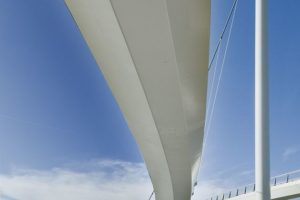 Nesciobrug in Amsterdam door Wilkinson Eyre Architects en ARUP