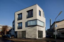 Villa met vijf studio's in Hilversum
