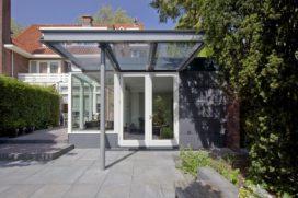 Uitbreiding woonhuis Vrieseweg Dordrecht