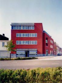 winkel en appartementen Hoensbroek