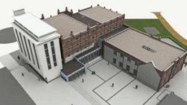 Cereolfabriek herbestemd tot cultuurhuis